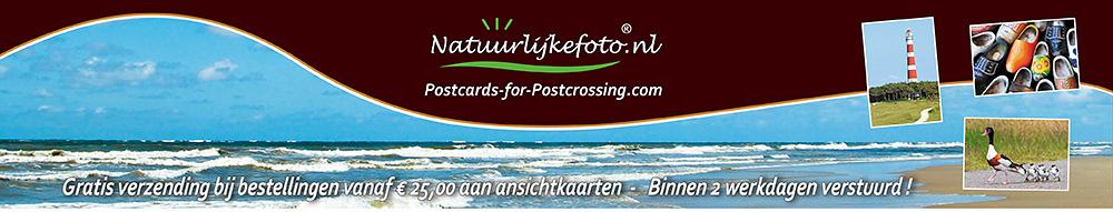 Ansichtkaarten webshop
