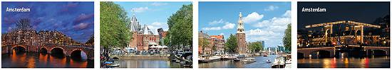 Amsterdam ansichtkaarten