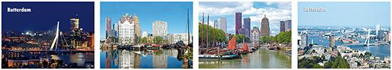 Ansichtkaarten Rotterdam