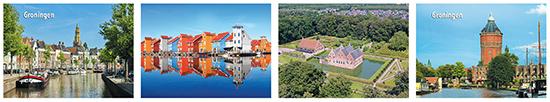 Ansichtkaarten Groningen