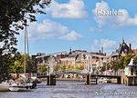 AnsichtkaartGravestenenbrug in Haarlem, postcard Gravestenenbridge in Haarlem, Postkarte Gravestenenbrucke in Haarlem