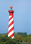 ansichtkaartvuurtoren Westerlicht - Burgh-Haamstede, postcard lighthouse Westerlicht - Burgh-Haamstede, postkarte leuch