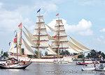 Ansichtkaart Sail Amsterdam - de Europa