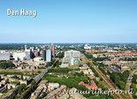 Ansichtkaart Den Haag - postcard Skyline The Hague - Ansichtskarte Postkarte 's-Gravenhage