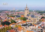 Ansichtkaart Delft