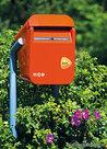 Ansichtkaart brievenbus PostNL, postcard mailbox PostNL, postkarte Briefkasten PostNL
