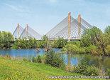 Ansichtkaart Martinus Nijhoff brug