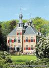 ansichtkaart kasteel Essenburgh in Hierden, postcardcastle Essenburgh , Postkarte Schloss Essenburgh