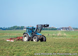 Tractor NewHolland TM115