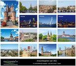 Ansichtkaarten steden