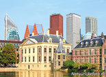 Ansichtkaart Mauritshuis en Torentje - postcard The Hague - Postkarte 's-Gravenhage