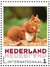 Postzegels voor Postcrossing