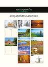 Verjaardagskalender landschap, Birthday calendar landscape, Geburtstagskalender Landschaft