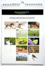 Verjaardagskalender dieren, Birthday calendar animals, Geburtstagskalender Tiere