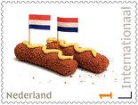 kroketten - postzegels voor Postcrossing