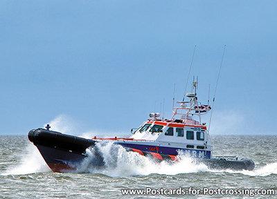 Reddingsboot Terschelling
