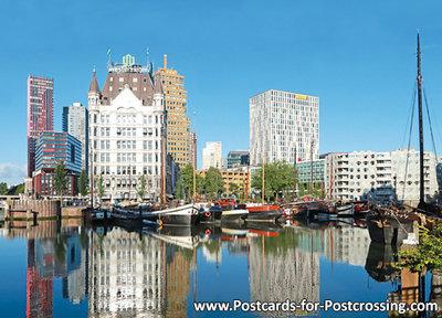 Ansichtkaart Rotterdam Oude haven - Postkaart Rotterdam - Ansichtkaarten Rotterdam