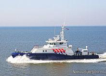 Schip van de Koninklijke Marechaussee
