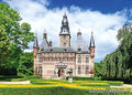 ansichtkaart kasteel Wijchen